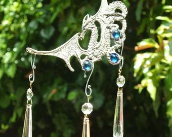 Dragon Sun catcher