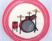 Merit Badge for 'dancing to the beat of your own drum'