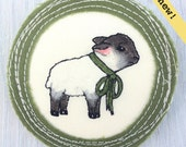 Merit Badge for 'being innocent as a lamb'