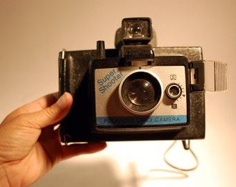 Vintage Polaroid Super Shooter Land Camera