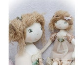 Rosie Hope & Little Lucy pdf doll pattern by Verity Hope