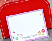 The Vintage Muppet Collection - Custom Thank You's from Mary Had a Little Party