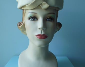 Vintage Hat by Debette New York