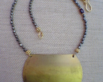 Full Moon Necklace ***This item is currently RESERVED