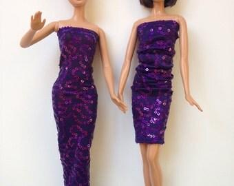 Barbie Clothes Handmade Dress Barbie Basics LIV