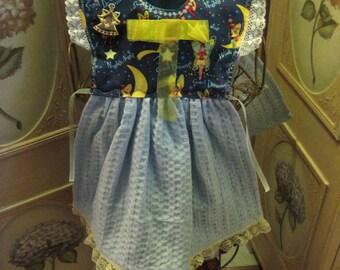 Fairy Tale Kitchen Towel Dress
