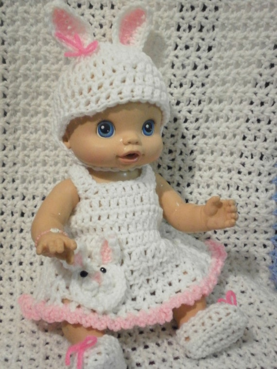 Items similar to Clothes For Baby Alive 13 Inch Wet