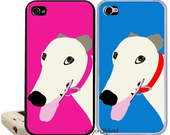 Greyhound iPhone Case Fits iPhone 6, 5, 4 and 4s
