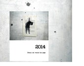 2014 printable Calendar with cats,  ON SALE 30 % off INSTANT Download  Art Diy  -  cat's pdf printable