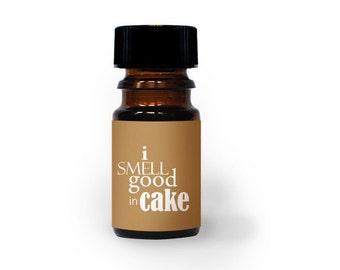 CARROT CAKE Perfume Oil