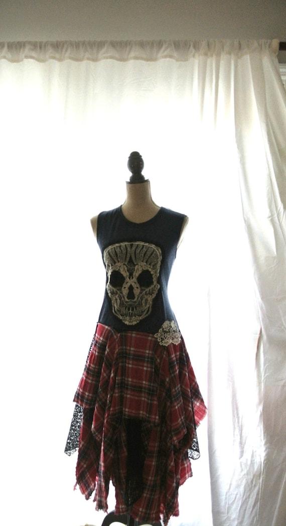 Rock Style Fashion Dress