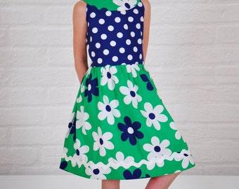 Girls Dress Pattern, Dress Sewing Pattern, Easter Dress Pattern, Matilda Jane Pattern, Easy Ruffle Dress, Sweetheart Dress Sewing Pattern