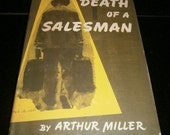 Death of a Salesman by Arthur Miller 1949 Second Printing Before Publication with Dust Jacket
