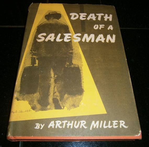 essays on death of a salesman by arthur miller