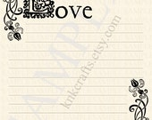 William Shakespeare's For Love Sonnets & Play Stationery Romeo Juliet Art Nouveau Renaissance 5 for 1