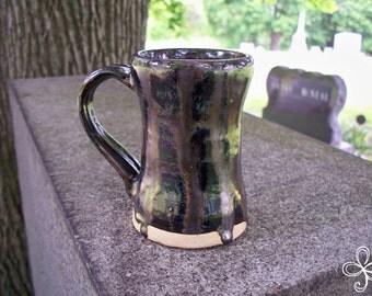 Silver Drip Mug