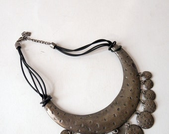 90s Tribal Collar Necklace