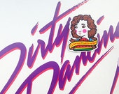 Baby from Dirty Dancing Shrink Plastic Brooch Made To Order