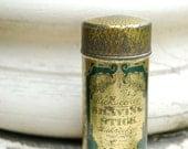 Vintage Ricksecker NY Shaving Stick Tin