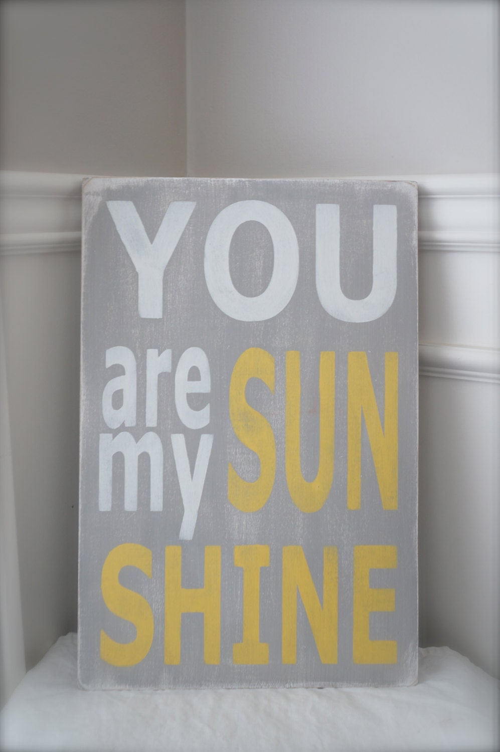 You Are My Sunshine Wall Decor you are my sunshine wall art custom wood sign wood wall