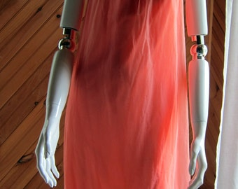 1960s Negligee Nightie Nightgown Vintage Lingerie