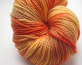 George: Hand Dyed Fingering Weight Yarn