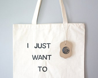 Travel Lover Tote Bag - Natural Cotton Canvas Hand Painted Tote Bag - Lightweight Travel Tote Bag - Traveler Gift - Vacation Tote Bag Gift
