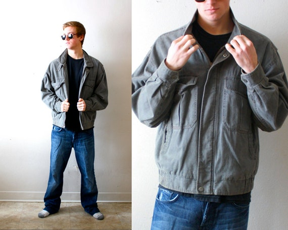 50% OFF Vintage MEMBERS ONLY mens jacket