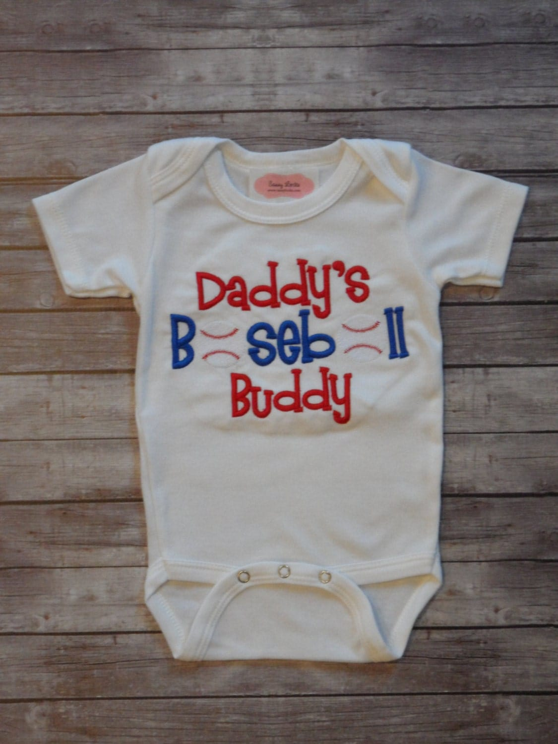 Baby Boy Clothes Baseball Outfit Daddy S Baseball Buddy