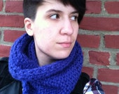 The City Chunky Hand Knit Cowl