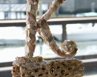 CAKE TOPPER BEACH Wedding Nautical
