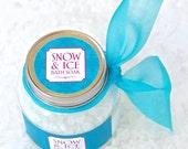 Frozen Party Favor Ideas - Snow & Ice Bath Soak Labels - Instant Printable PDF Download
