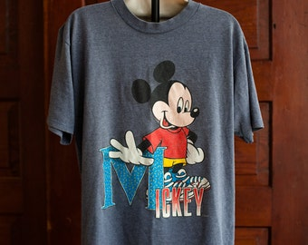 Mickey Mouse Tshirt - Large