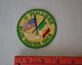 II Pimaree Blue Heaven 1963 Boy Scout Patch - Mexican