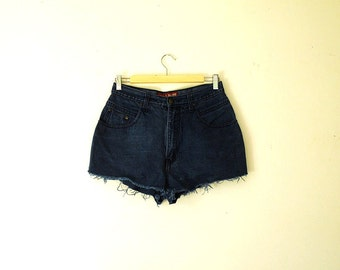 Vintage Jean Cutoff Shorts