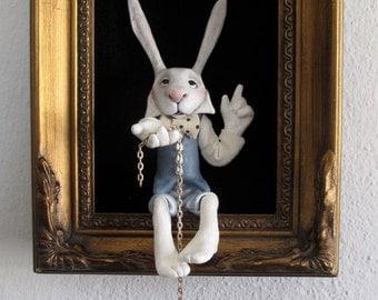 White Rabbit from Alice in Wonderland