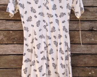 1960's 'Komal Garment' Split sides Mini Dress or Tunic