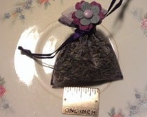 Lavendar Sachet, 2x3 inches, Smells Wonderful, Soothing, Relaxing, Party Favor, Wedding Favors, Shower Favors, use in place of bows
