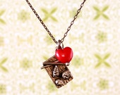 """Sushi Lovers' 18"""" Charm Necklace"""