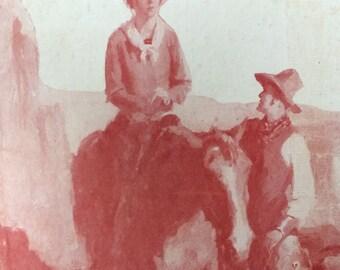 Zane Grey, Wild Horse Mesa, 1928