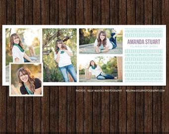 Senior Graduation Facebook Timeline Cover - FB15