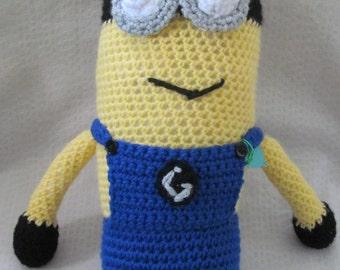 Banana the minion, despecable me toy