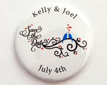 Save the Date, Getting Married, Save the Date Magnet, Wedding Save the Date, Magnet, Wedding Announcement, Custom, Personalized (3772)