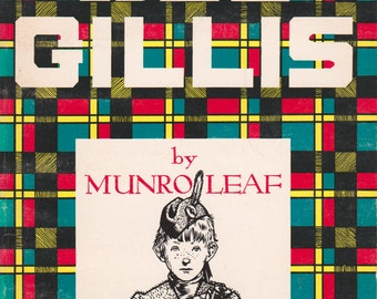 Wee Gillis by Munro Leaf, illustrated by Robert Lawson