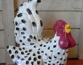 Vintage Ceramic Rooster