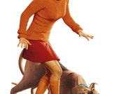 Scooby Doo & Velma Shirt ALL SIZES - WillsTshirts