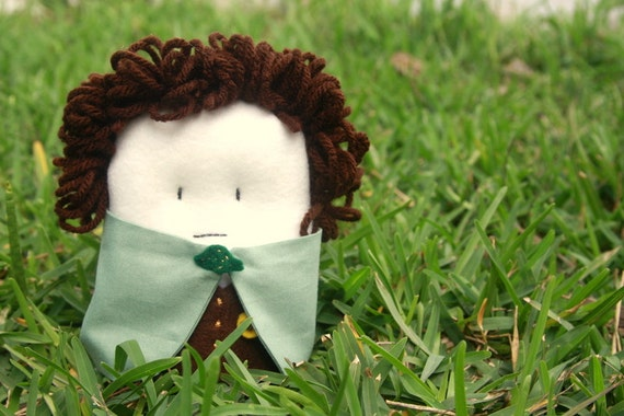 Frodo Baggins Plush Doll