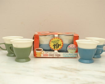 NOS Solo Cozy Cups Mod with Liners