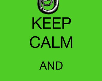 keep calm and play on, tuba, color choices,  lime green, big band, marching, music