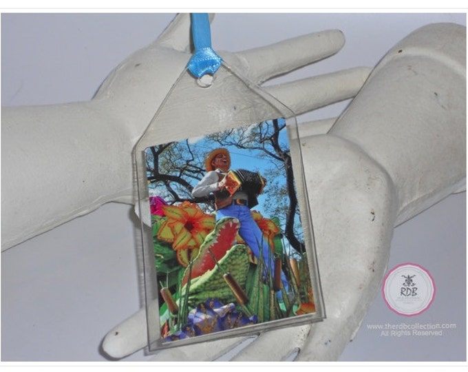 Bayou Folk Bookmark